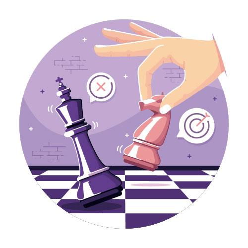 شباهت کسب و کار دیجیتال به شطرنج